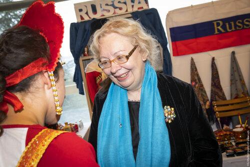Bazar International Annuel & Fête Des Enfants