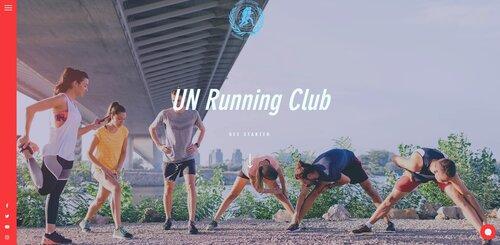 Focus sur le club de course à pied des Nations Unies à Genève