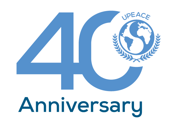 40th anniversary UPEACE