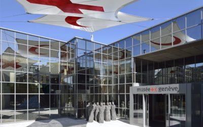 Musée international de la Croix‑Rouge et du Croissant‑Rouge. Pour expérimenter l'Aventure humanitaire, suivez la guide