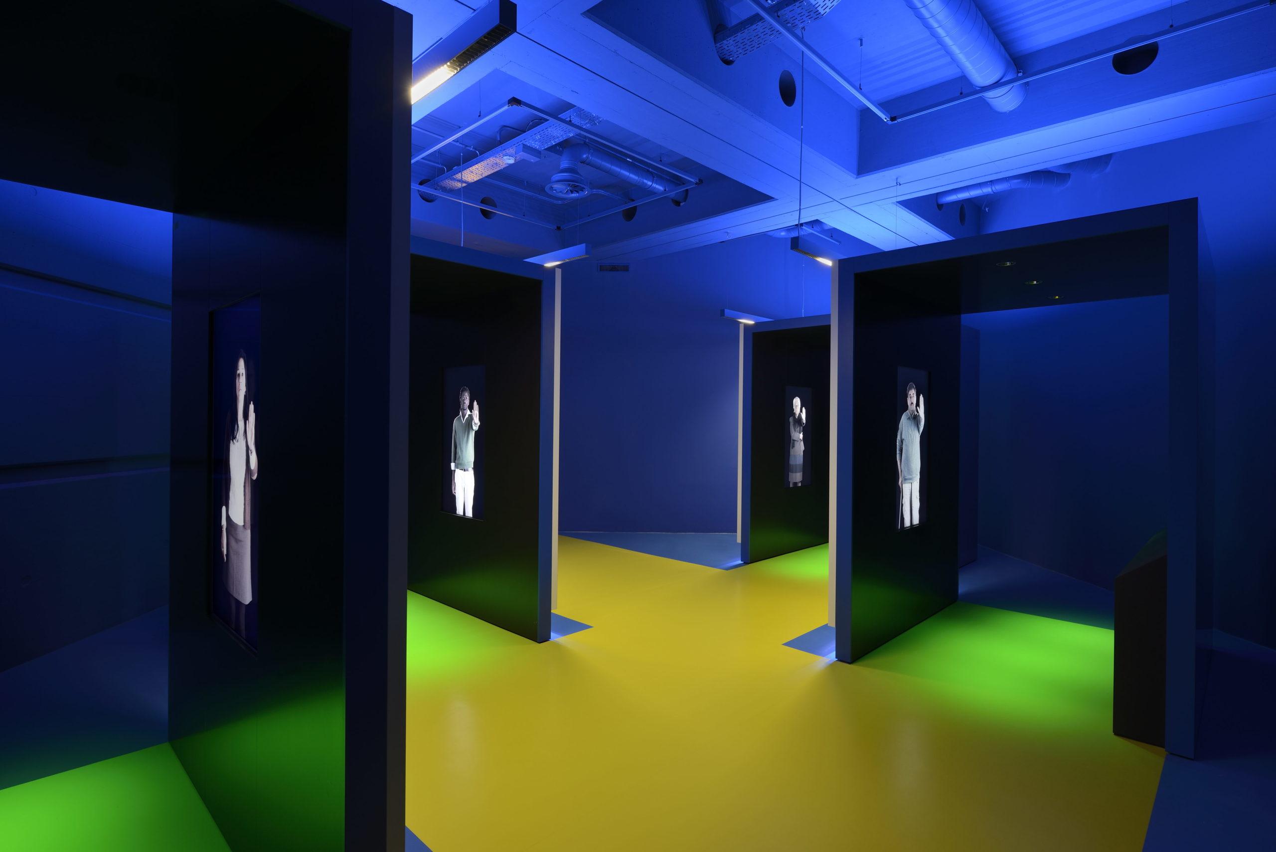 La chambre des témoins, Architecte: Gringo Cardia – ©MICR photo Alain Germond