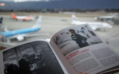 « 100 ans, Genève Aéroport » : un livre animé