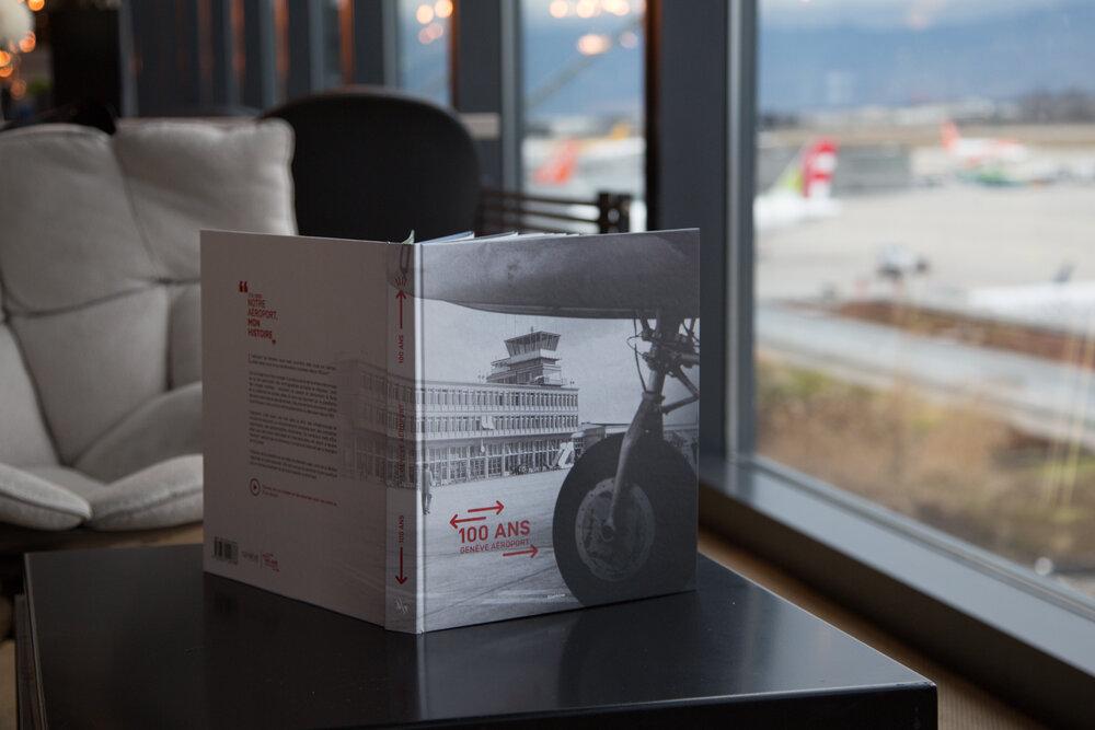 Crédits : Genève Aéroport