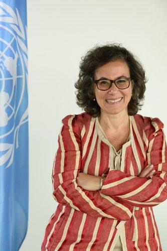 Nada Al-Nashif, the new Deputy High Commissioner for Human Rights. ©OHCHR