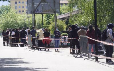 Les fonctionnaires de l'ONU à Genève se mobilisent pour aider la banque alimentaire Partage