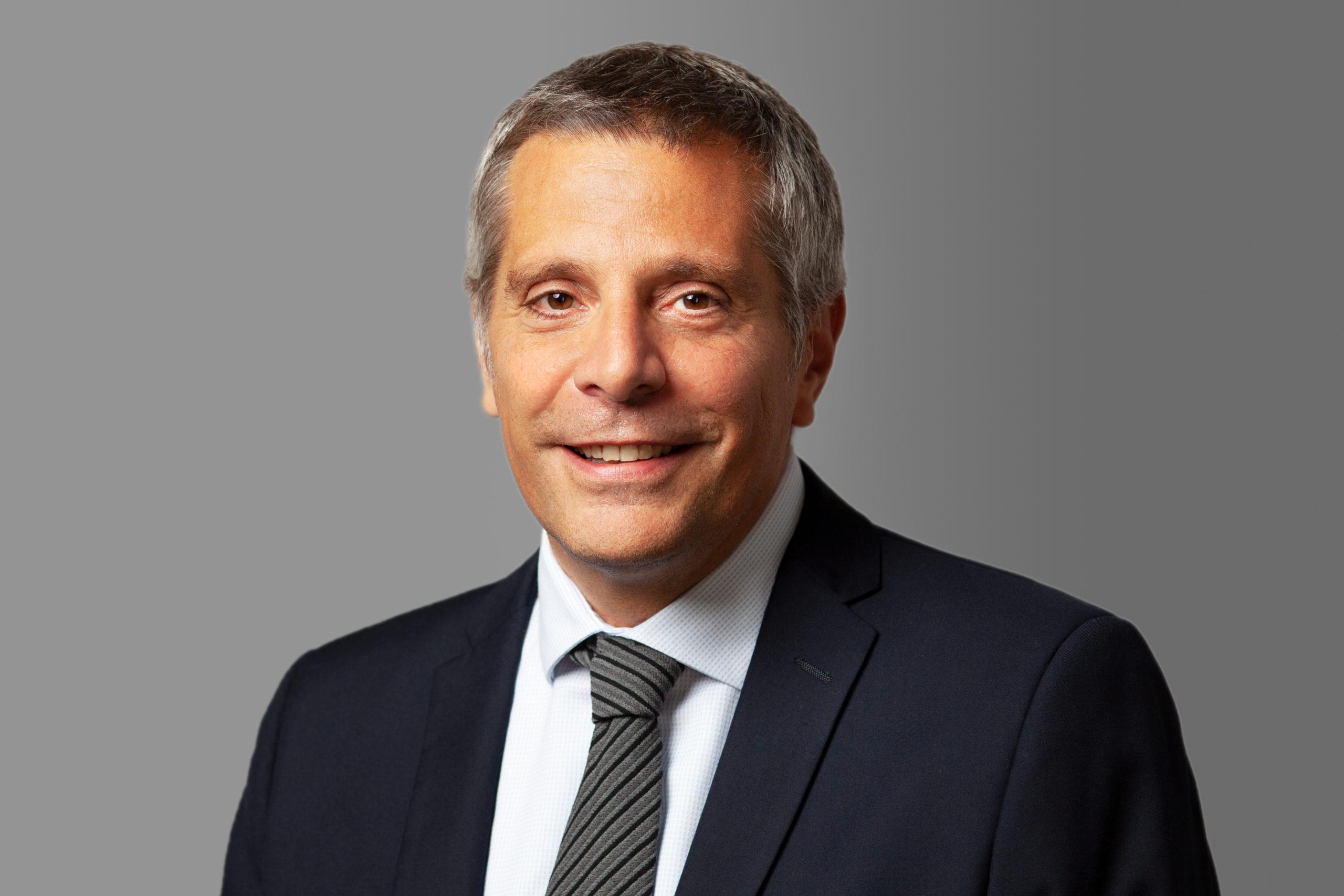 Prof. Marcelo Olarreaga. Photo Doyen GSEM