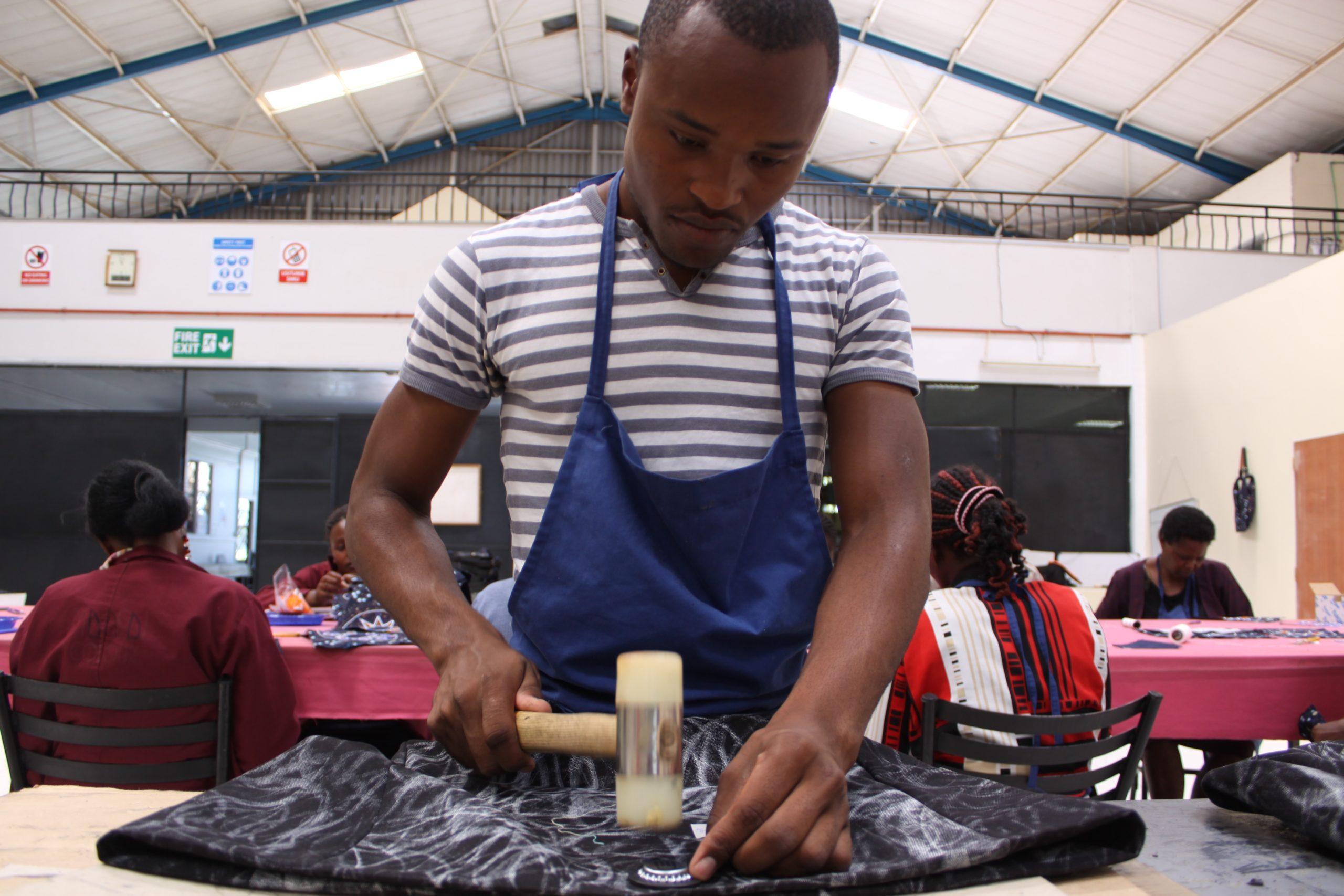 Artisan Fashion Factory in Athi River, Kenya. ©ITC - Ethical Fashion Artisans Ltd-Ethical Fashion Initiative