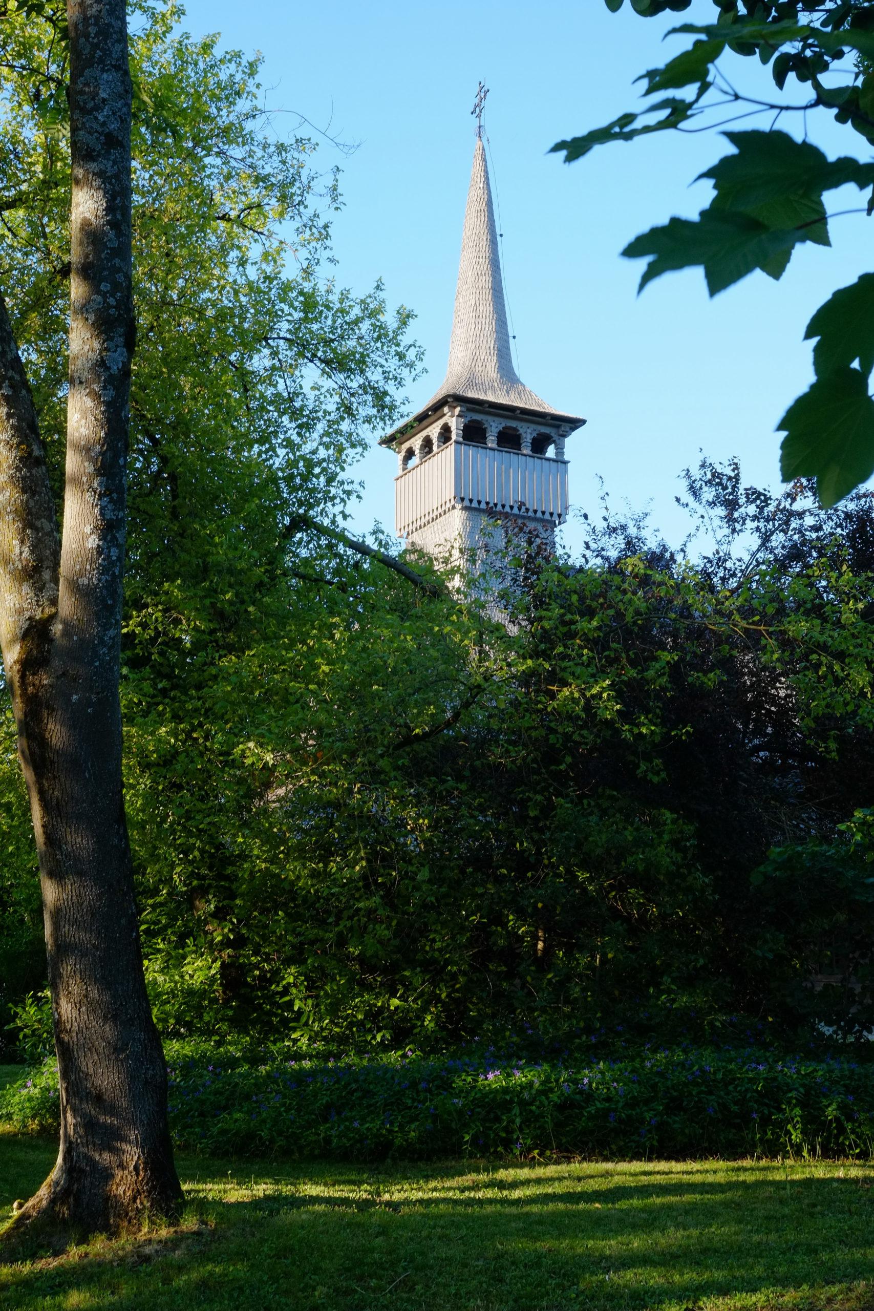 L'Église roumaine (Thônex)