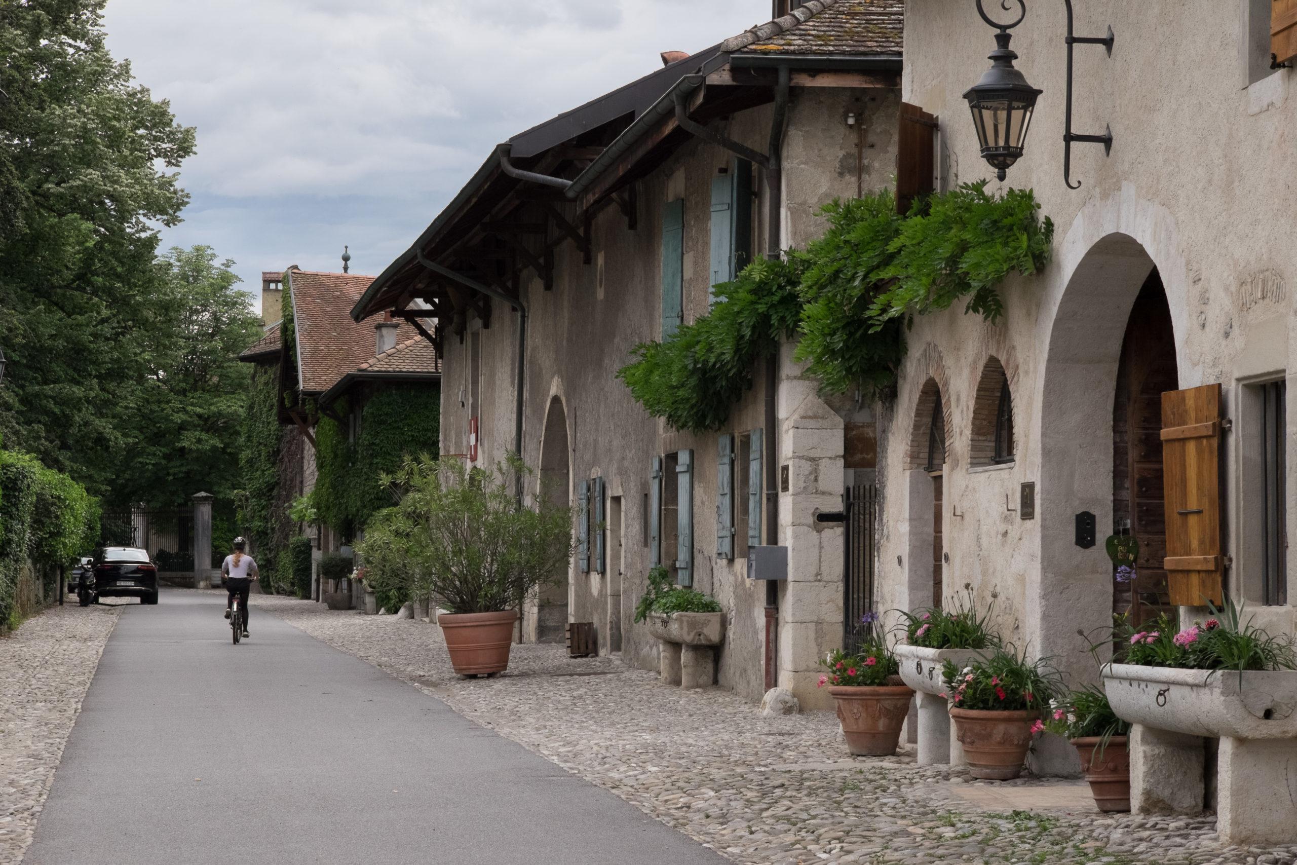 Le hameau de Sierne (Veyrier)