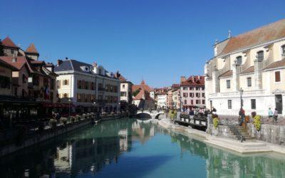 Annecy, perle des alpes