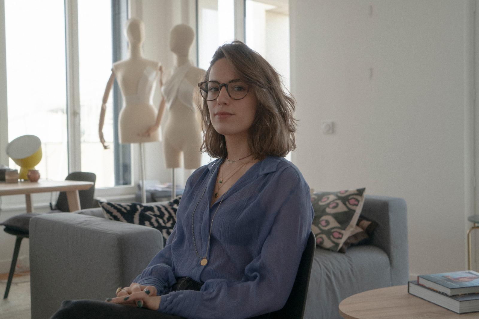 Éco-desginer et entrepreneur Camille Jaillant © Camille Jaillant