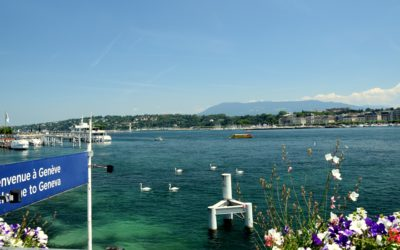Bonjour and a warm welcome to Geneva