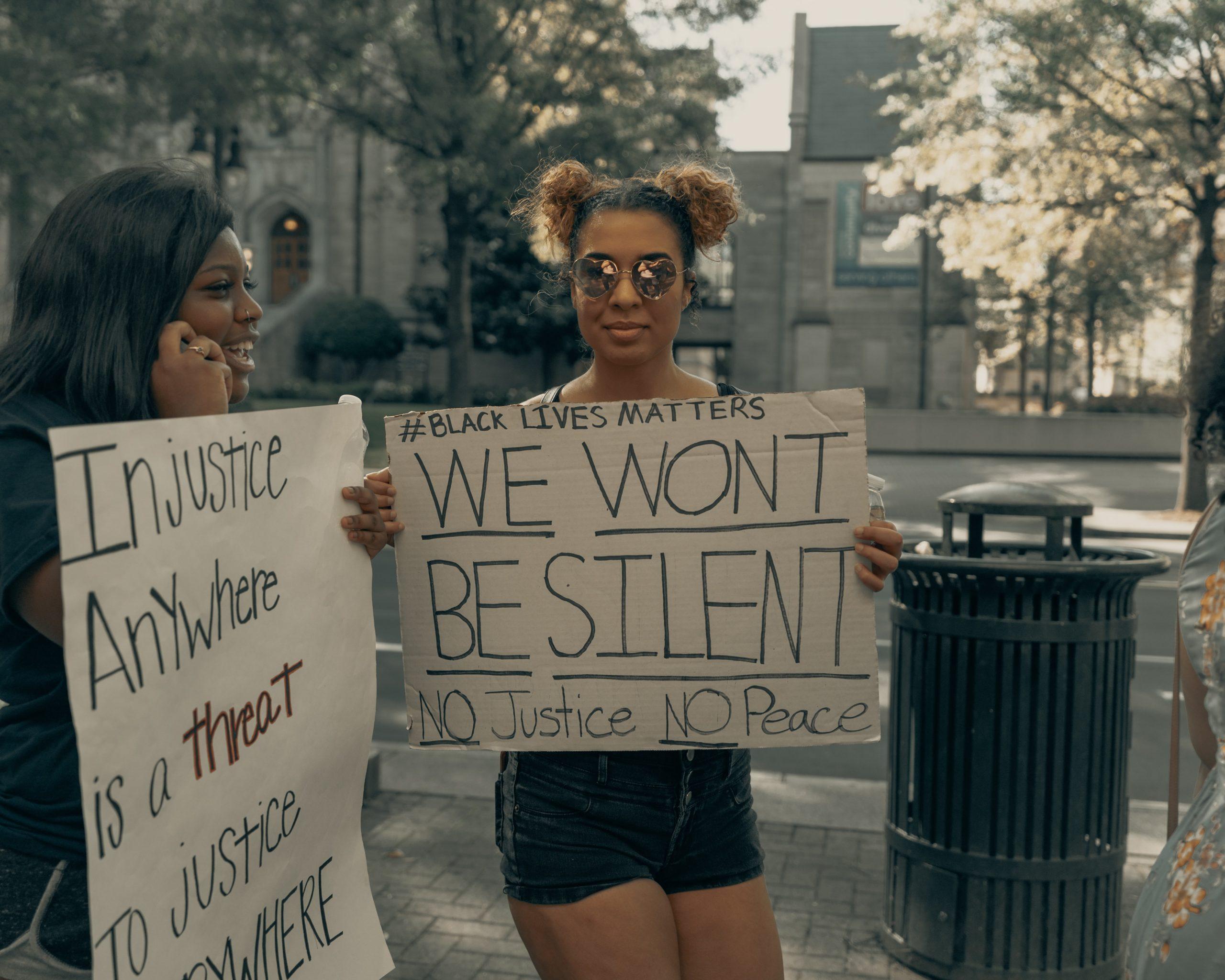 Clay Banks, Black Lives Matter Protest, Washington DC