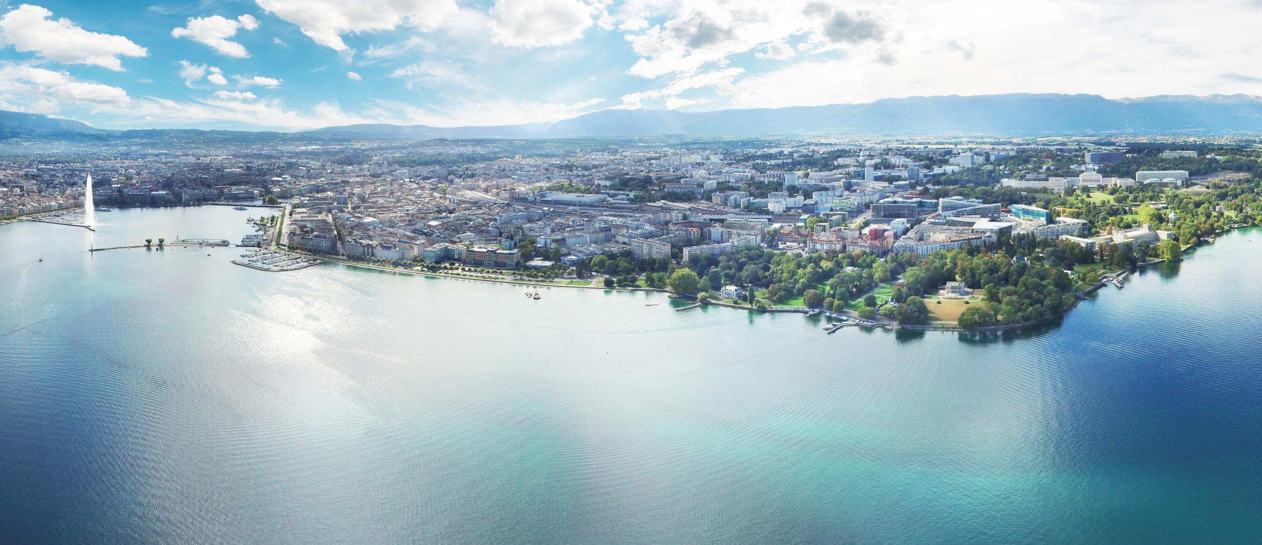 Panoramique Genève. Copyright FIPOI