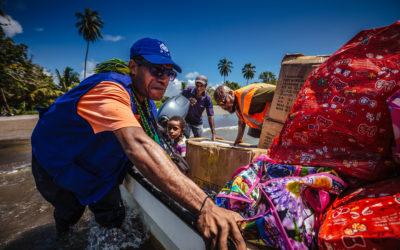 Capturing the human stories behind humanitarian assistance