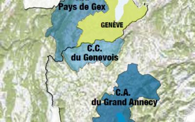 Le bassin genevois en partie lié à son voisin suisse – Marché immobilier en France voisine