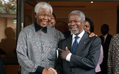La route de Kofi Annan: Vol direct de Genève vers Addis Abeba
