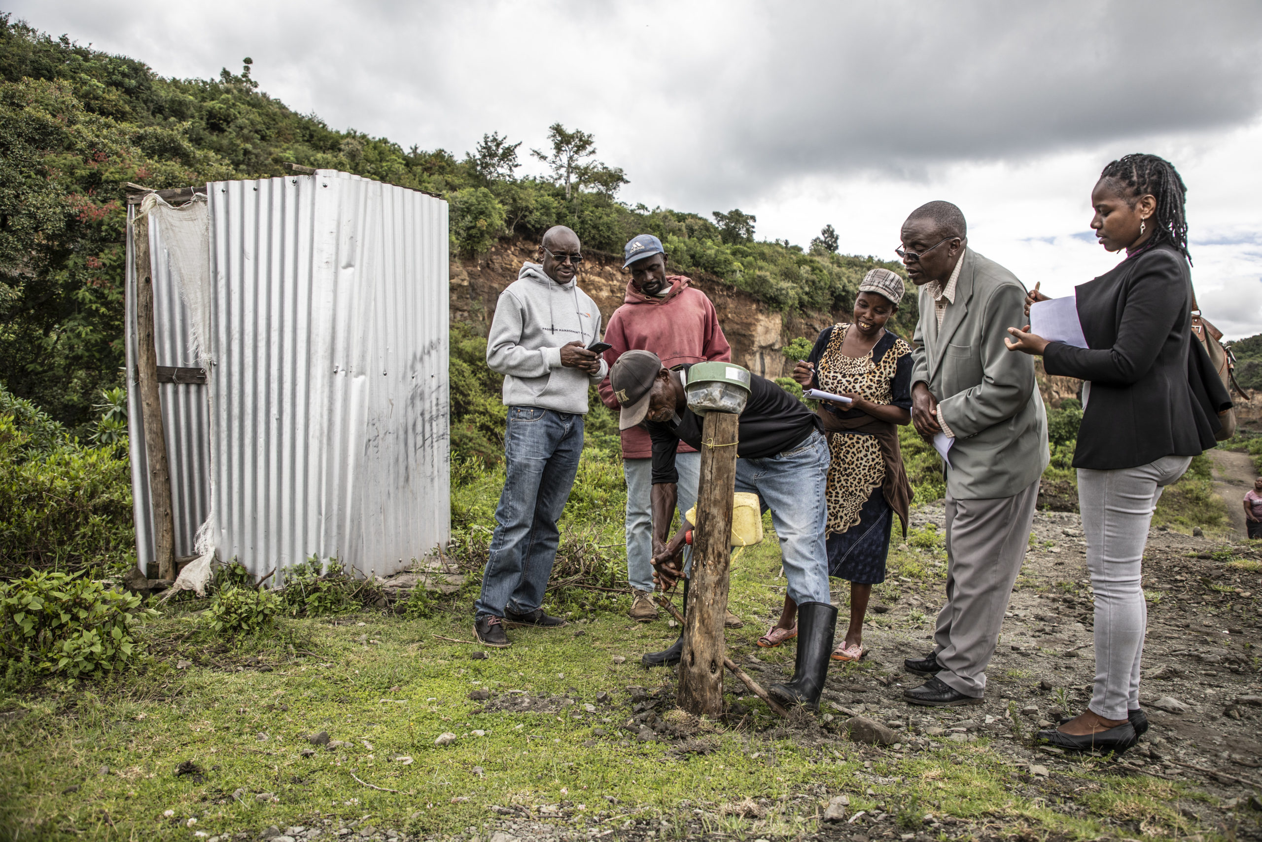 Kenya ©WSSCC/Jason Florio