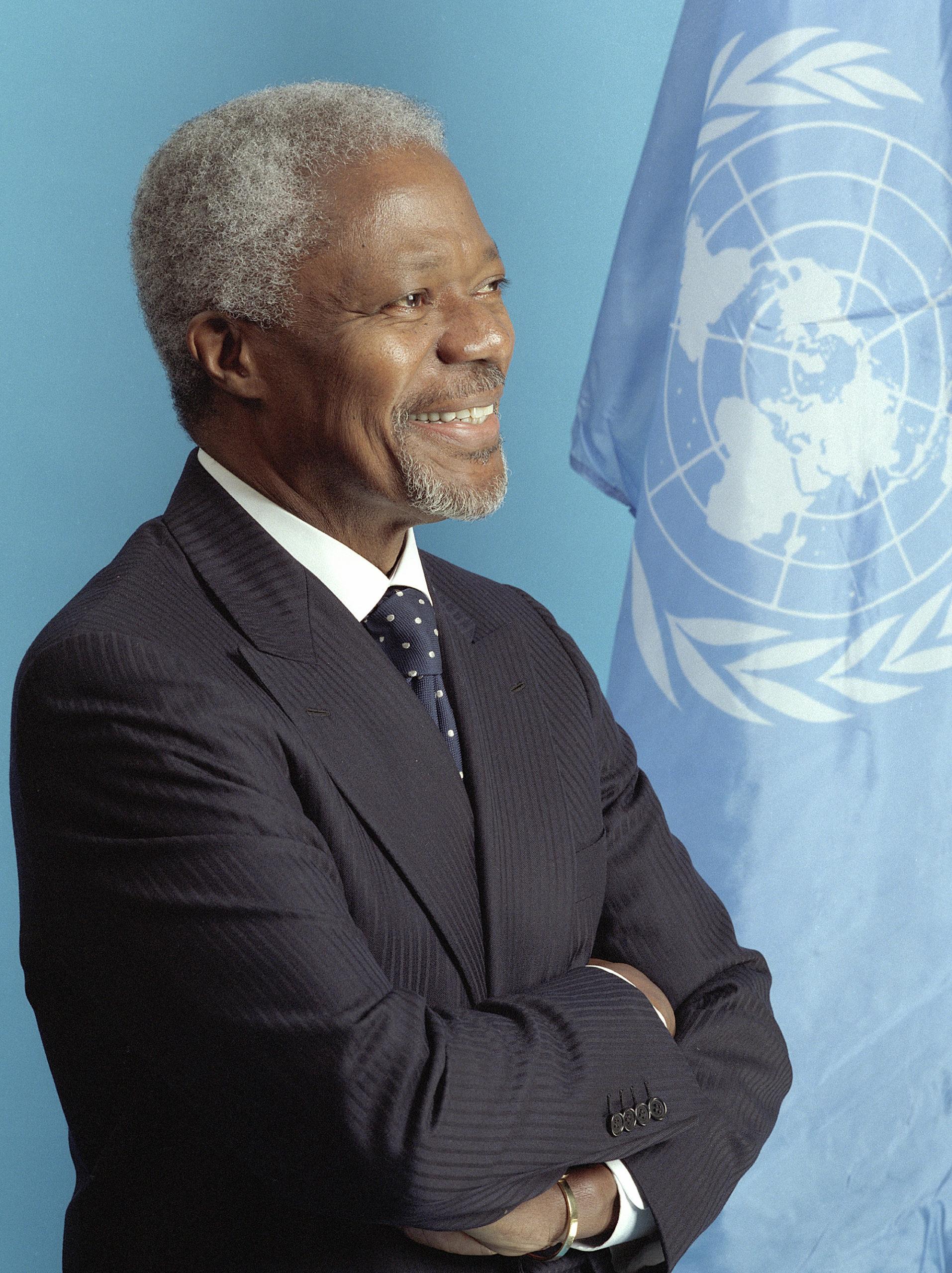 Kofi Annan_UN photo