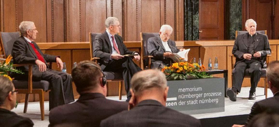Les 70 ans du procès de Nuremberg.
