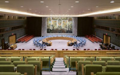 The UN at 75  –  Resurrecting the Security Council's Responsibility