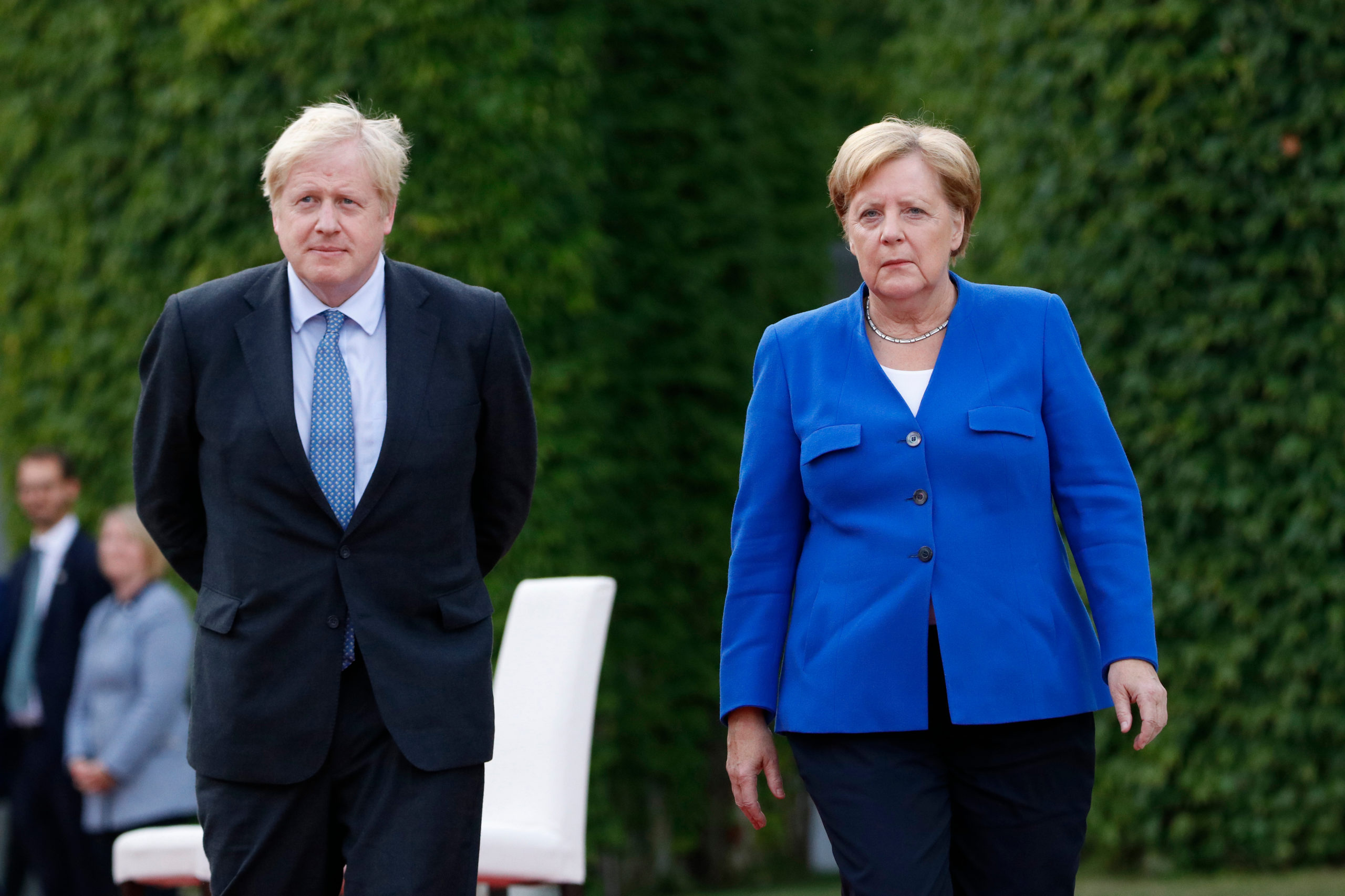 Negotiating new trade agreements is a priority for Boris Johnson's administration.