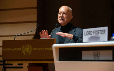 From the Pandemic to the League of Cities: an interview with Lord Foster, Architect, Founder and Executive Chairman of  Foster + Partners and President of the Norman Foster Foundation