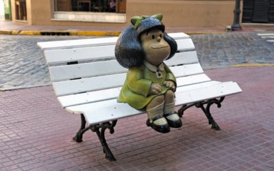 Remembering Quino, creator of Mafalda, the girl who wanted to join the UN