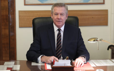 His Excellency Gennady Gatilov Ambassador of the Russian Federation