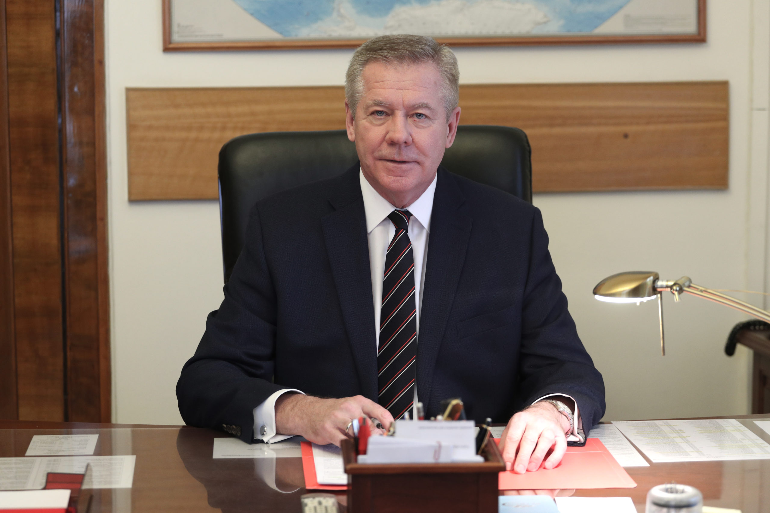 His Excellency Gennady Gatilov Ambassador of the Russian Federation