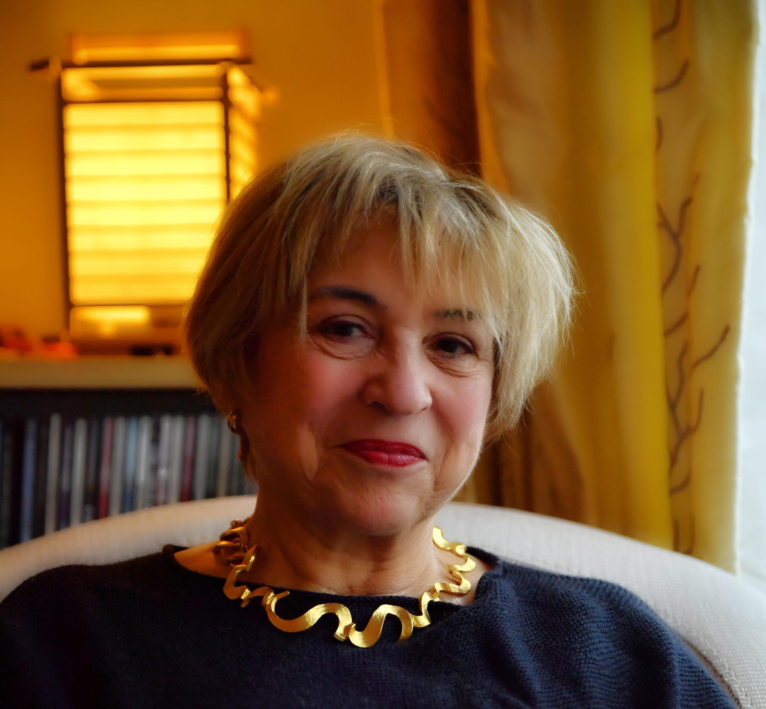 Catherine Dolto. © Karim Aitdjedjo