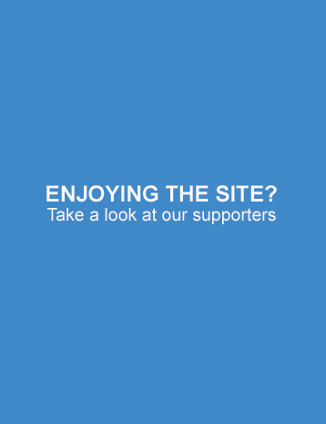 Enjoying the site?