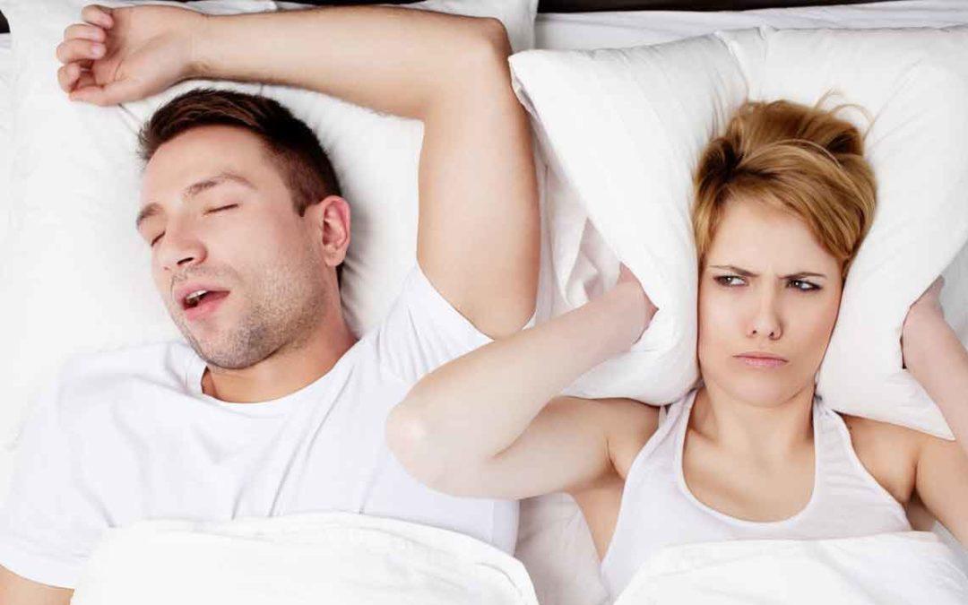 Obstructive sleep apnea syndrome: when sleeping makes you sick