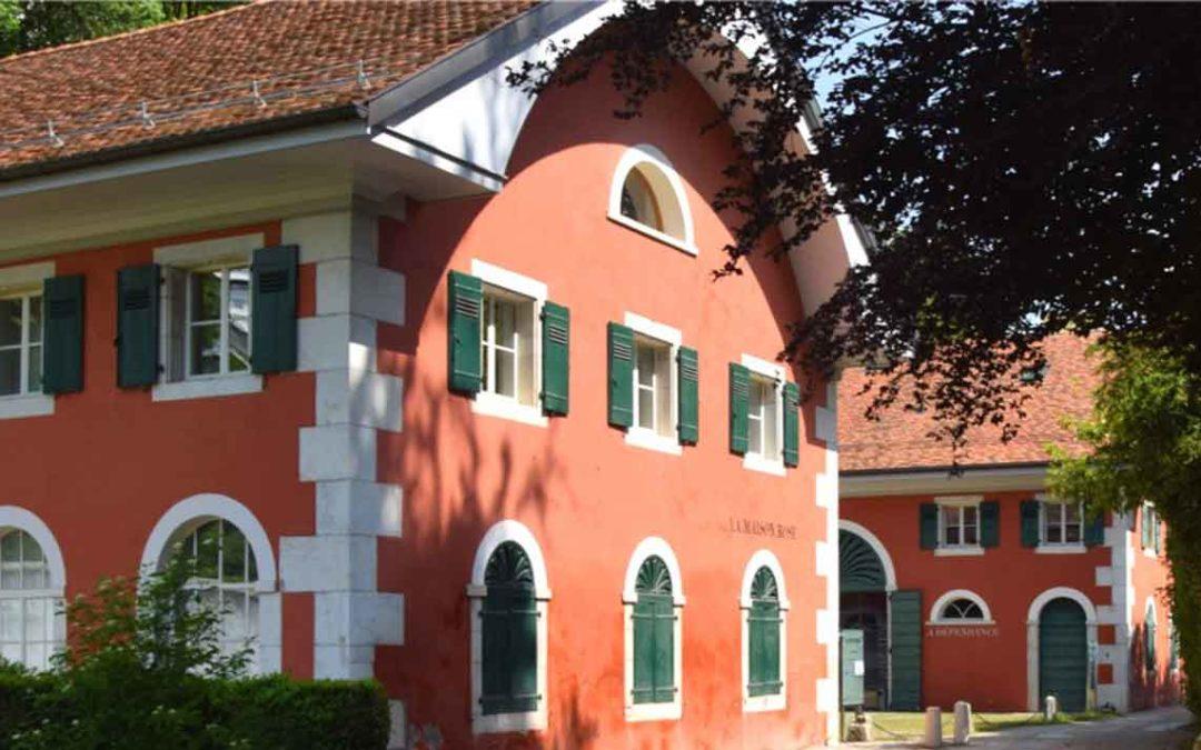La Pastorale. La maison du CAGI' : entre patrimoine local et Genève Internationale