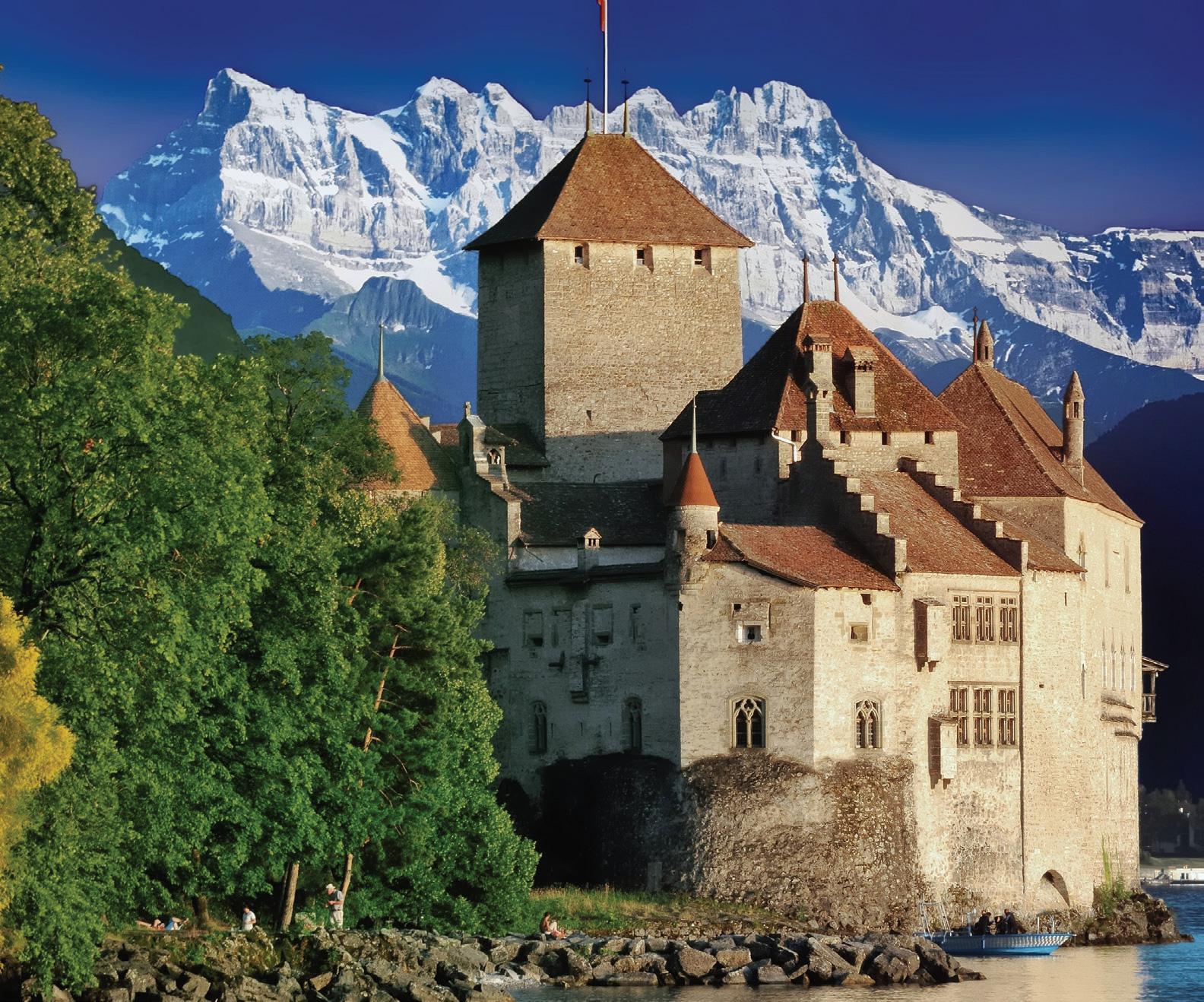 Au fil des années, les partenariats avec les acteurs culturels ont continué d'être tissés avec le Kiosque portant aujourd'hui leur nombre à une cinquantaine dont le dernier accord de partenariat a été conclu avec le Château de Chillon.