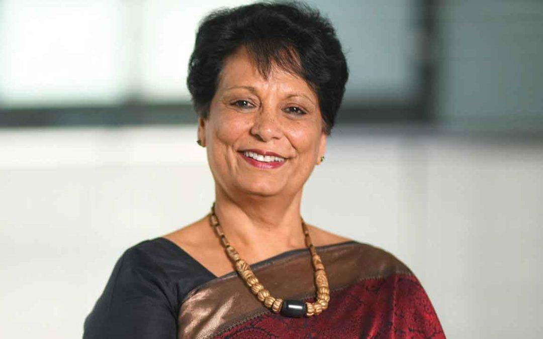 Anuradha Gupta: The global Covid vaccinator