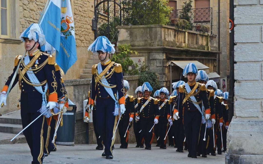 Interview with San Marino's Ambassador Marcello Beccari