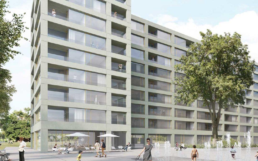 De nouveaux appartements pour la Genève Internationale