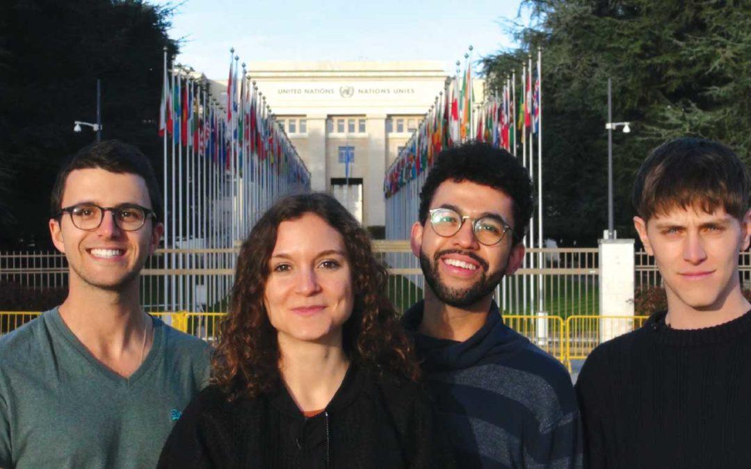 Geneva Youth Call : faire entendre la voix de la jeunesse