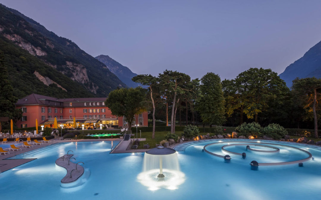 Thermal baths and masks – wellness during the pandemic