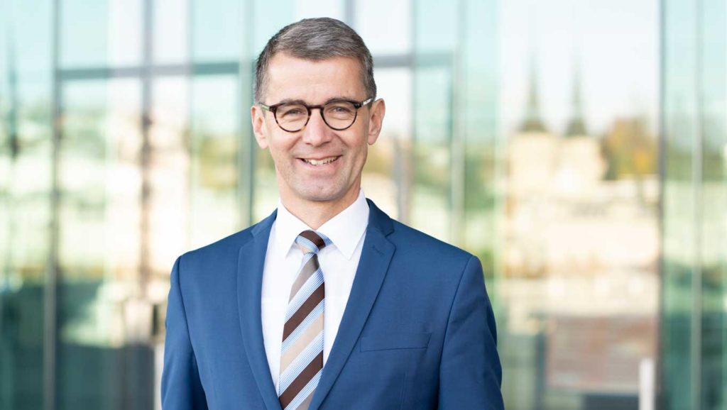 Martin Barth, CEO of World Tourism Forum Lucerne