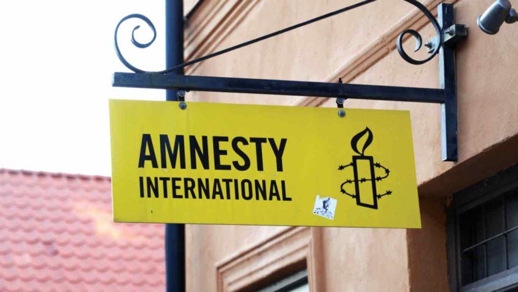 Amnesty International: une des plus importantes ONGs qui promeut la d éfense des droits de l'homme