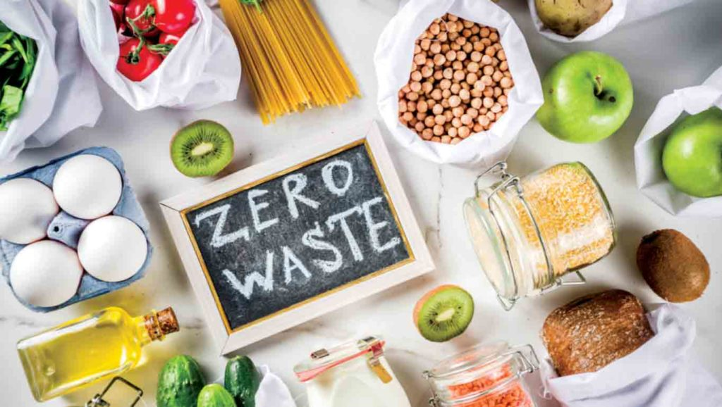 Zero Waste means the conservation of all resources - responsible production, consumption, reuse and recovery of all products