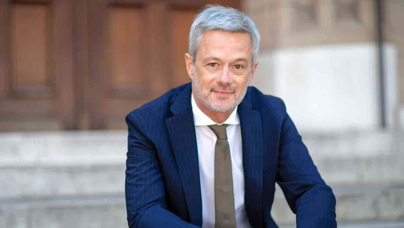 Olivier Coutau, délégué à la Genève internationale - Copyright: Yorick Chassigneux
