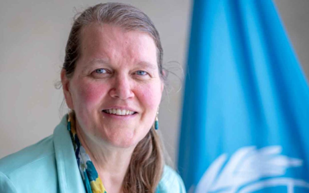 A new face for the Division of Conference Management at UNOG