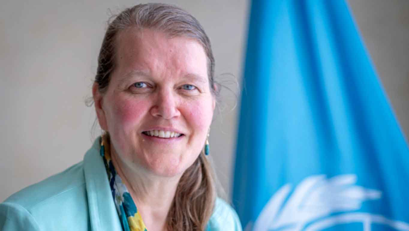 Ms. Kira Kruglikova, Director of the Division of Conference Management, UNOG