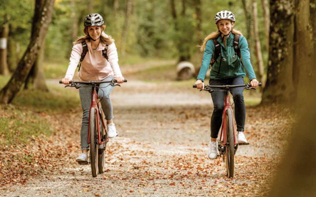 50km of wellness bicycle tour through Aargau