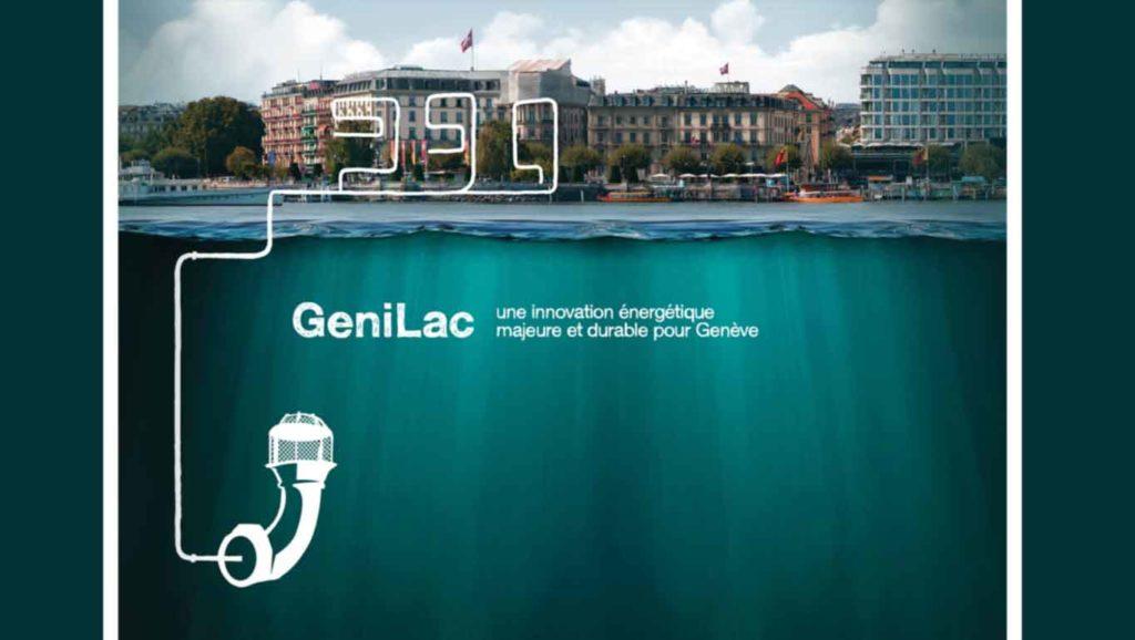 GeniLac est une solution thermique innovante, 100% renouvelable