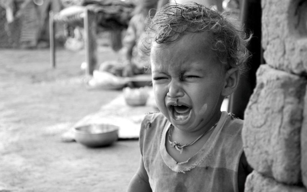 Chacun de nous est responsable de chaque enfant qui meurt de faim