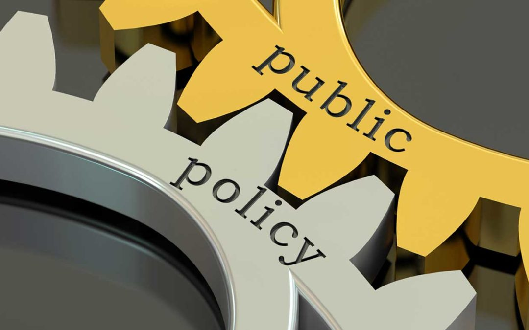 How prepared are you to suggest a change in the public sector?